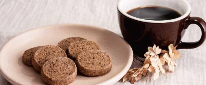 コーヒークッキーのイメージ写真