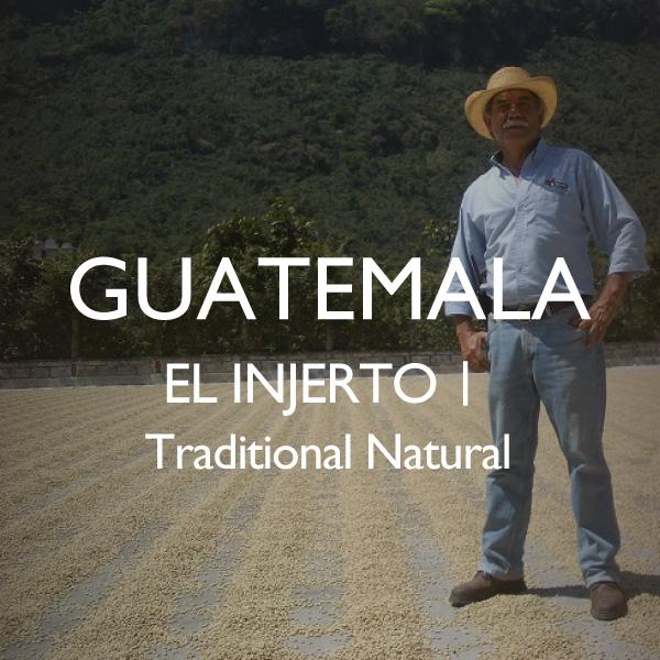 グアテマラ エル・インフェルト ウノ農園 トラディショナル ナチュラル サムネイル