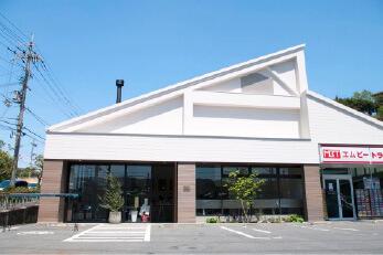TOMIO ROASTERY 店舗外観